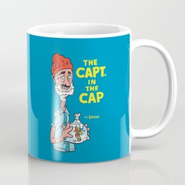 The Capt. In The Cap Coffee Mug