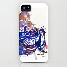 20161019 Libby No 11 iPhone Case