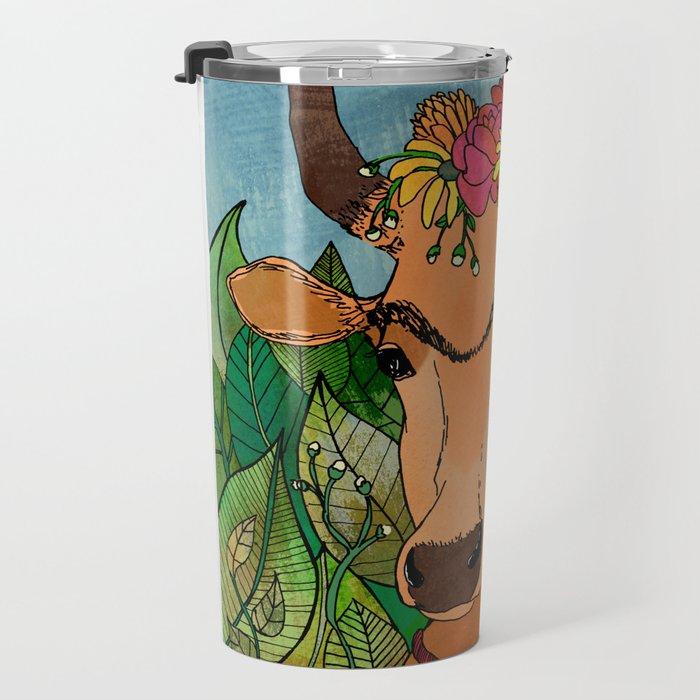 Frida Cowlo Travel Mug