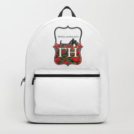 Scottie Roses Backpack