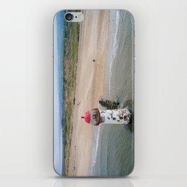 Talacre aerial 3 iPhone Skin
