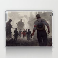 warsaw 44 Laptop & iPad Skin