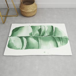 Banana Leaf no.8 Rug