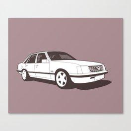 Opel Senator Canvas Print