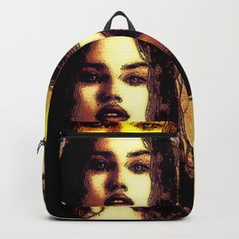 In The Planet Of The Apes (Estella Warren) Backpack