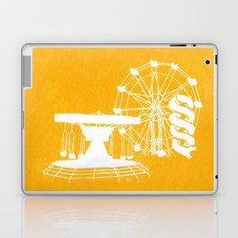 Seaside Fair in Yellow Laptop & iPad Skin