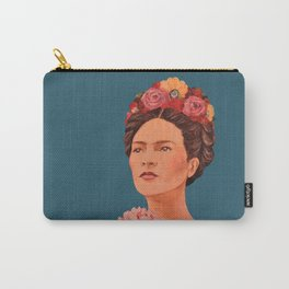 moi, Frida! Carry-All Pouch
