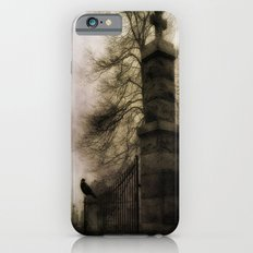 Old Cemetery Gate iPhone 6 Slim Case