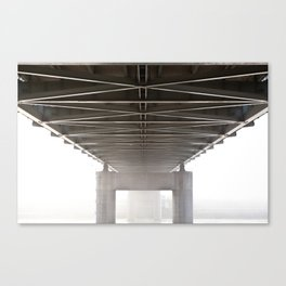 Underbelly Canvas Print