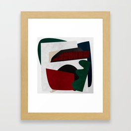 bababababab Framed Art Print