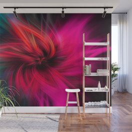Purple Dreams  Wall Mural