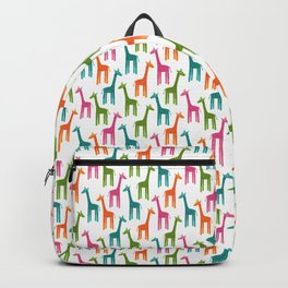 Giraffes Backpack