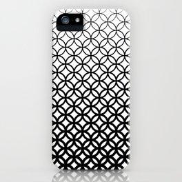 Halftone I iPhone Case