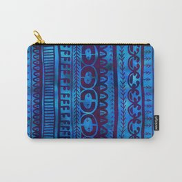 Noni-Blue Carry-All Pouch