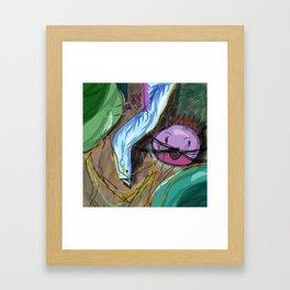 Game Cube Framed Art Print