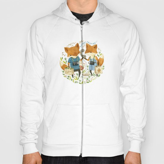 Fox Friends Hoody