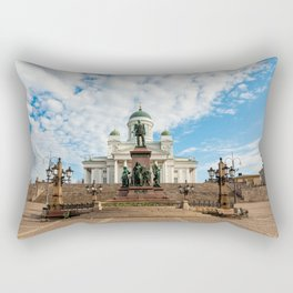 Helsinki 8 Rectangular Pillow