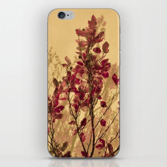 autumn symphonies VI iPhone & iPod Skin
