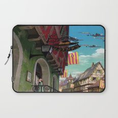 Howls Moving Castle Laptop Sleeve
