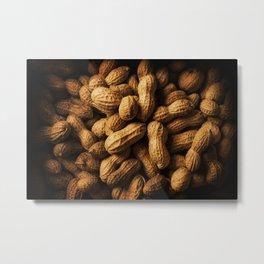 Peanuts Metal Print