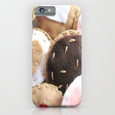 Felt Cookies Slim Case iPhone 6s