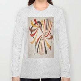 Abstract art 001 Long Sleeve T-shirt
