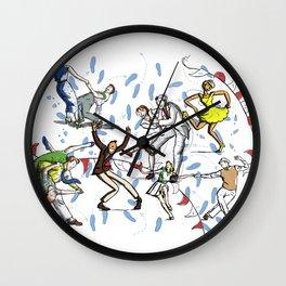 Hep hep! Wall Clock