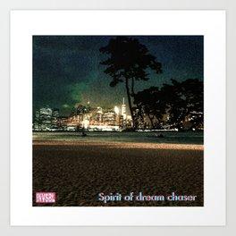 INVSBL: spirit of dream chaser Art Print
