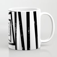 illusion Mugs featuring Illusion by Janet Datu