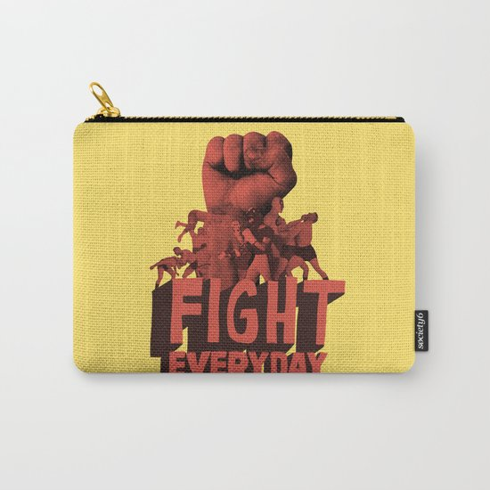 FIGHT EVERYDAY Carry-All Pouch