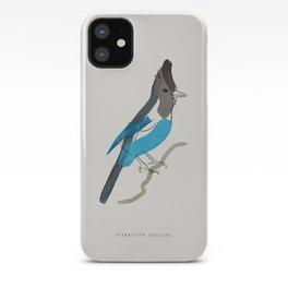 Steller Jay iPhone Case