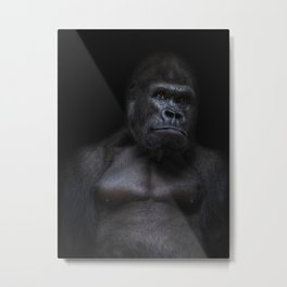 the body Metal Print