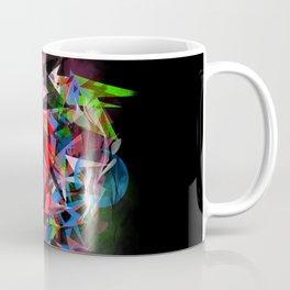 Abstract Electrics Coffee Mug