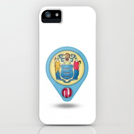 New Jersey iPhone Case