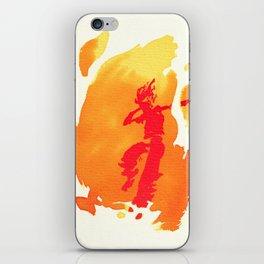 Capoeira 349 iPhone Skin