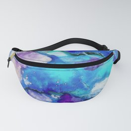 Abstract watercolor I Fanny Pack