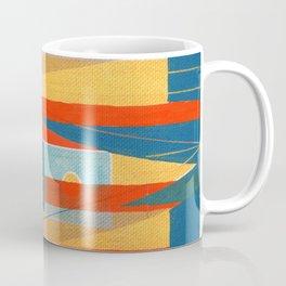 Fish Duel Coffee Mug