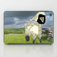 lamb iPad Cases featuring Lamb by Knot Your World