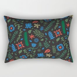 Herbal myst Rectangular Pillow