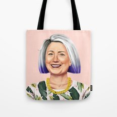 Hipstory - Hillary Clinton Tote Bag