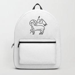 Agnus Dei - Lamb of God Backpack