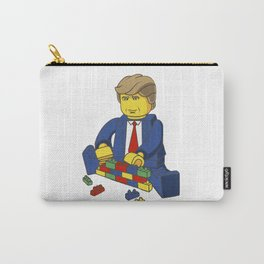 Trump Building Wall Carry-All Pouch