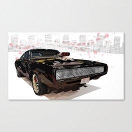 Toretto Canvas Print