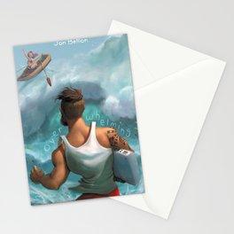 jon bellion over whelming album Stationery Cards