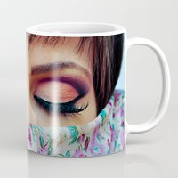 make up Mugs featuring Make Up by Eduard Leasa Photography