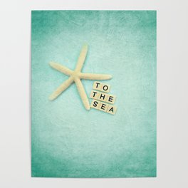 to the sea Poster