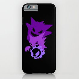 Ghost Evolution iPhone Case
