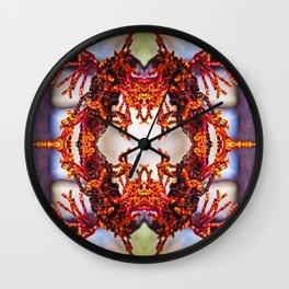 Tree Dweller 3 Wall Clock