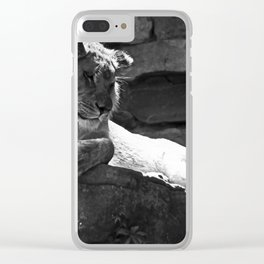 # 240 Clear iPhone Case