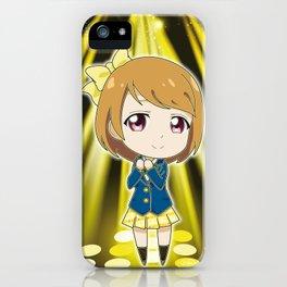 Love Live! - Hanayo Koizumi (chibi edit) iPhone Case